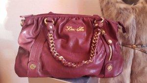 neue violiette Liu•Jo Shopping Bag/ Henkeltasche