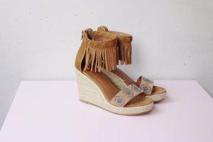 Graceland Wedge Sandals multicolored