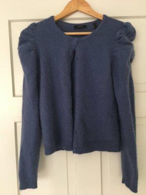Neue, weiche Strickjacke (Wolle/Angora) von Esprit Collection