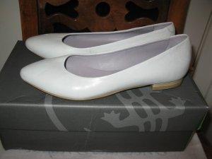 Neue weiße Ballerinas von Salamander, Größe: EU37
