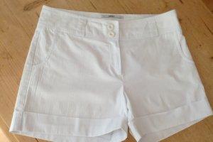 Only Bermudas white cotton