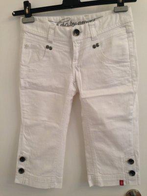 Neue weiße Shorts von EDC gr 32