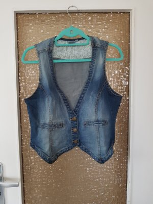 Blue Motion Vest multicolored