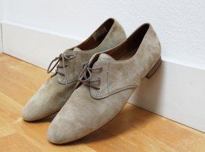 NEUE Wildleder Schuhe in Beige Taupe von Paul Green Gr. 40