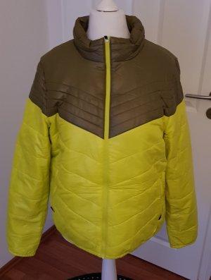 Nike Jacket lime yellow-ocher