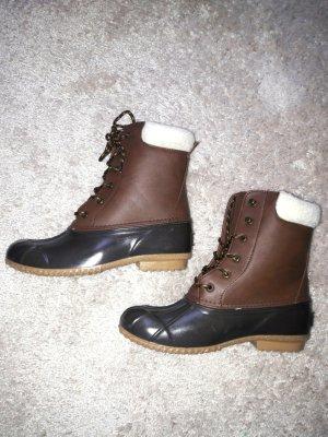 Neue Winterstiefel-warme Füße garantiert
