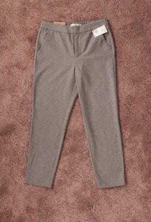 H&M Pantalon à pinces gris-gris clair