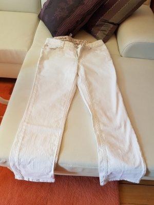 neue !! wollweiße Jeans Gr. 20 Linea Tesini