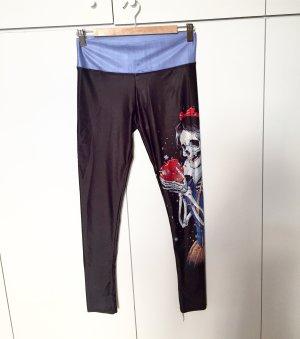 neue Yoga-Pants mit Print