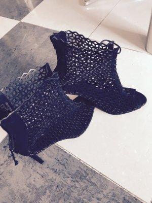 Neue Zara Basic Stiefeletten