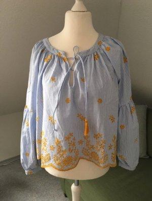 Neue Zara bluse Gr L