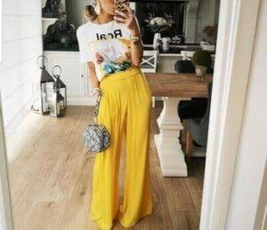 NEUE Zara Hose Trend Blogger Musthave