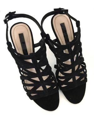 Neue Zara Riemchen Sandalen
