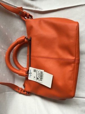Zara Carry Bag neon orange