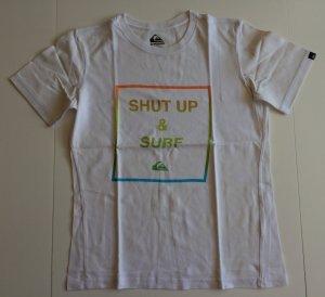 Neuen Weissen t-Shirt von QUIKSILVER
