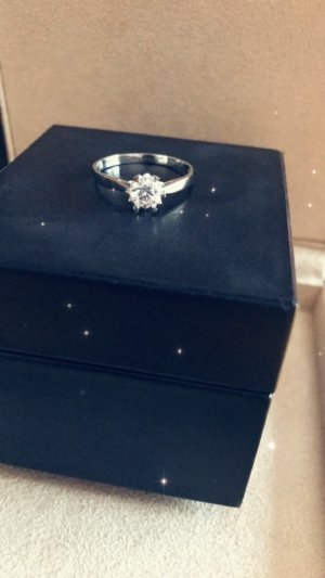 Neuer 925 Silber Ring