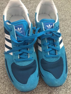Neuer Adidas Sneaker (L.A. Trainer)