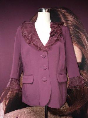 Alfredo Pauly Blazer pink-purple