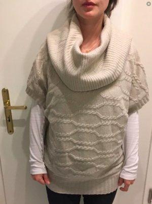 Neuer beiger 100% Cashmere Pullover mit Rollkragen (300€ UVP )