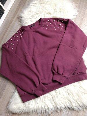 Neuer Bershka Pullover mit Perlen