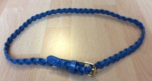 Neuer blauer Gürtel von Pieces (90 cm) (NEU)