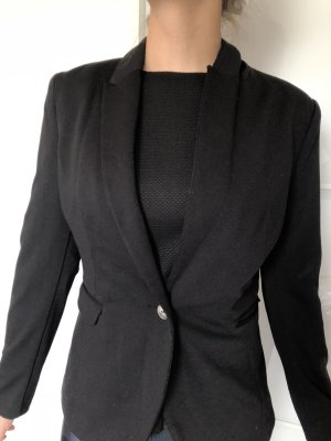 H&M Blazer smoking nero