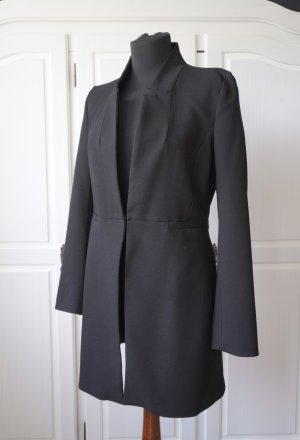 Neuer Blazer Mantel von zara Größe M schwarz