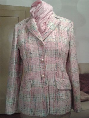 Prestige Wool Blazer multicolored