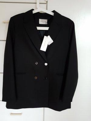 Neuer Blazer von Sandro Paris Gr. 40 schwarz