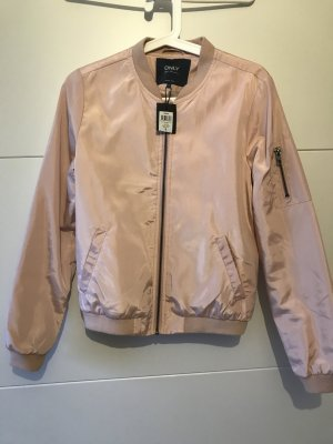 Only Blouson aviateur multicolore