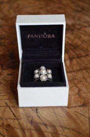 Neuer Blumen Pandora Ring