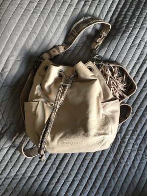 Liebeskind Pouch Bag oatmeal leather