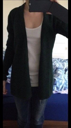 Neuer Cardigan in grün