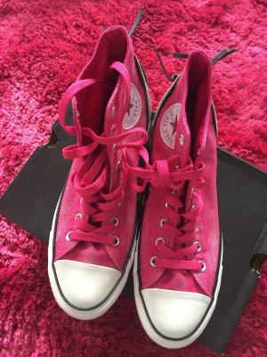 Neuer Converse Chucks in pink