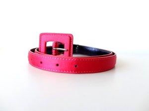 Mango Cinturón rojo frambuesa