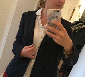 Neuer dunkelblauer klassischer Blazer von MADELEINE