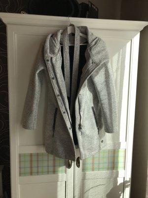 Killtec Fleece jas zilver-wit Gemengd weefsel