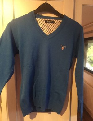 Neuer Gant Pulli in schönem Blau