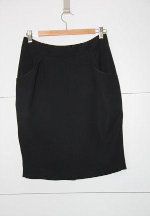 Neuer Gardeur schwarzer Rock mit hübschen Taschen