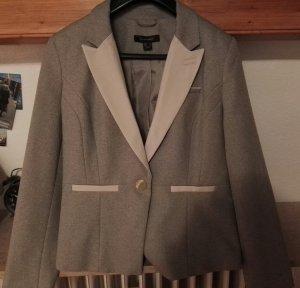 Neuer Grau-Weißer Anzug