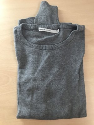 Neuer grauer Pullover von Only