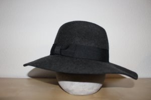 Seeberger Woolen Hat anthracite