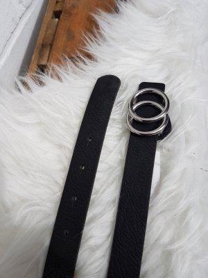 Neuer Gürtel in schwarz