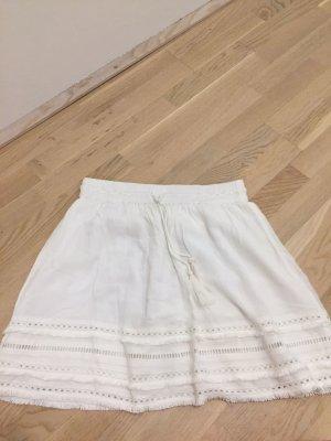 Neuer H&M Rock in weiß - Größe 40