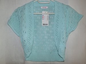 Orsay Bolero light blue