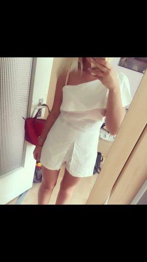 Neuer jumpsuit in weiß