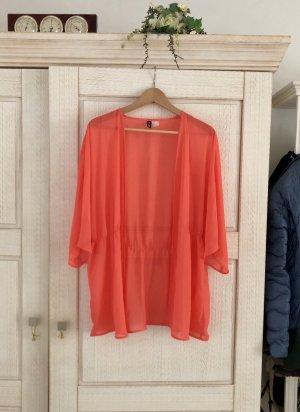 H&M Strandkleding zalm Polyester