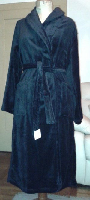 taubert Dressing Gown black