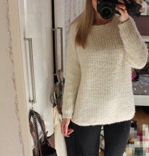 Neuer Kuschel Pullover in beige