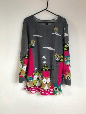 Neuer Länger Pullover
